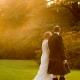 Wedding Couple at Yew Lodge Hotel