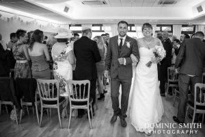 Wedding Ceremony at East Court