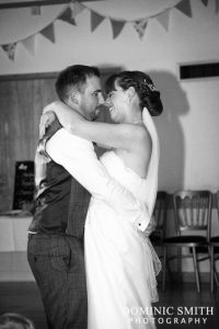 Andrew and Tracey First Dance at East Court