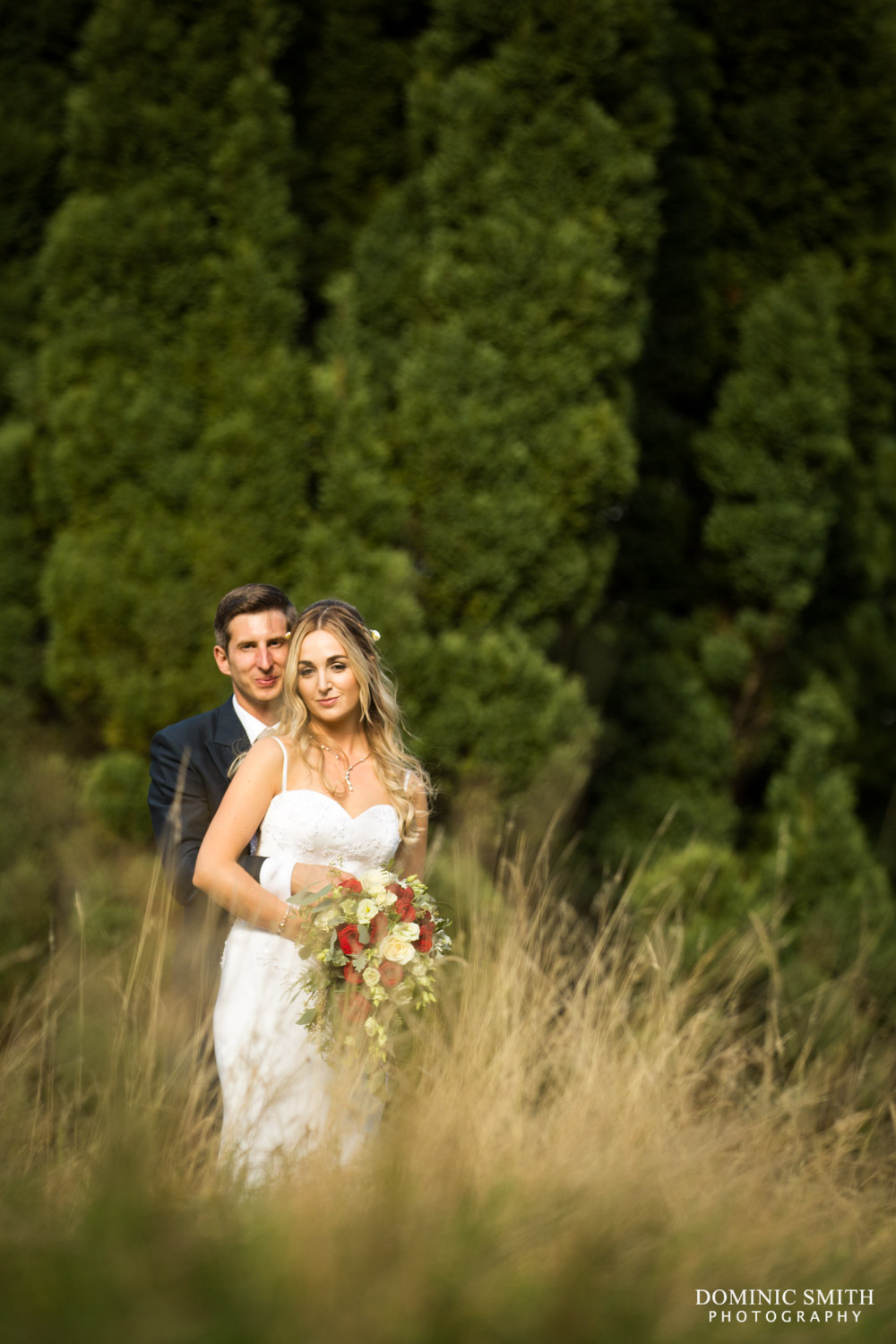 Wedding of Amber and Andy Nymans Gardens 3