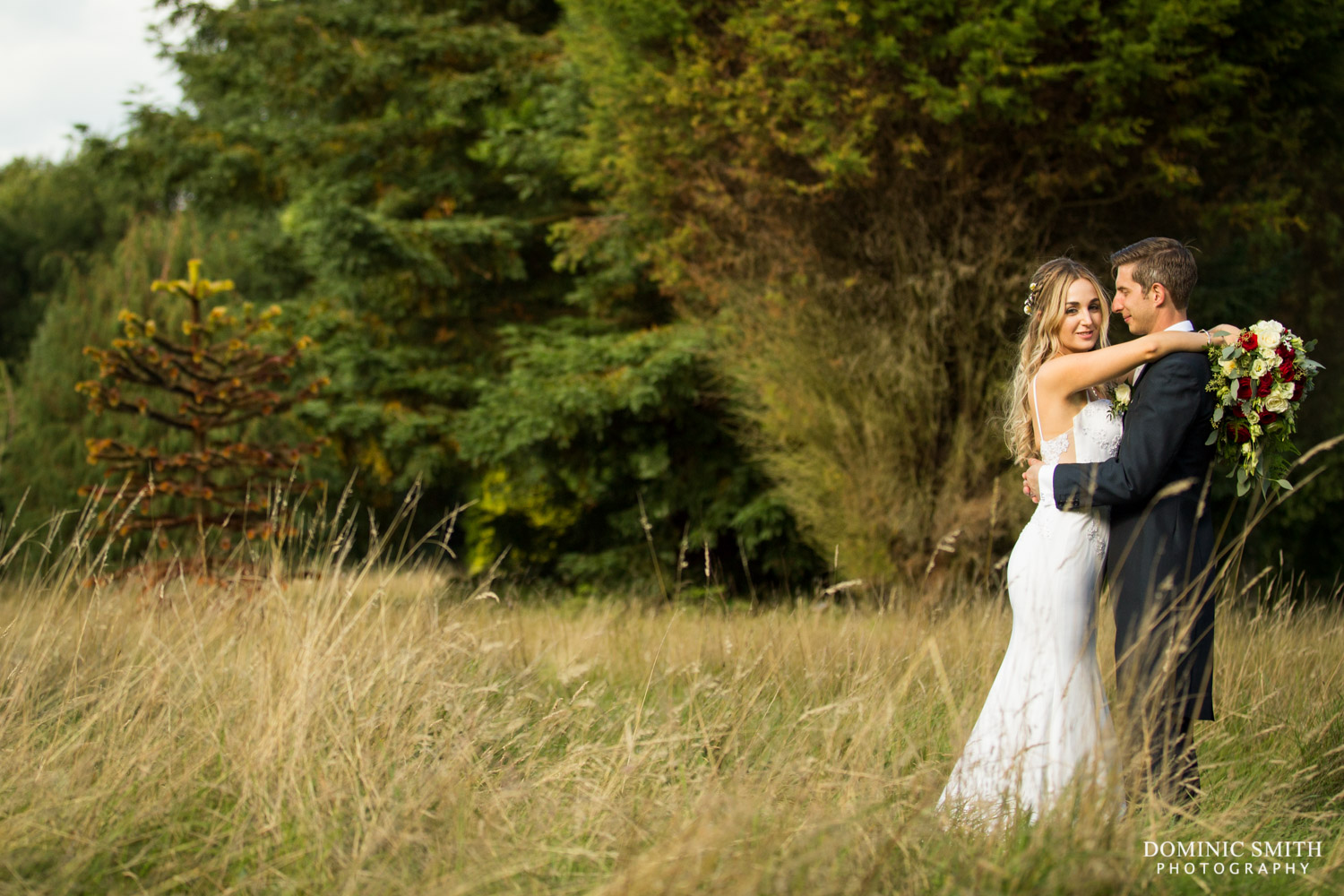 Wedding of Amber and Andy Nymans Gardens 4