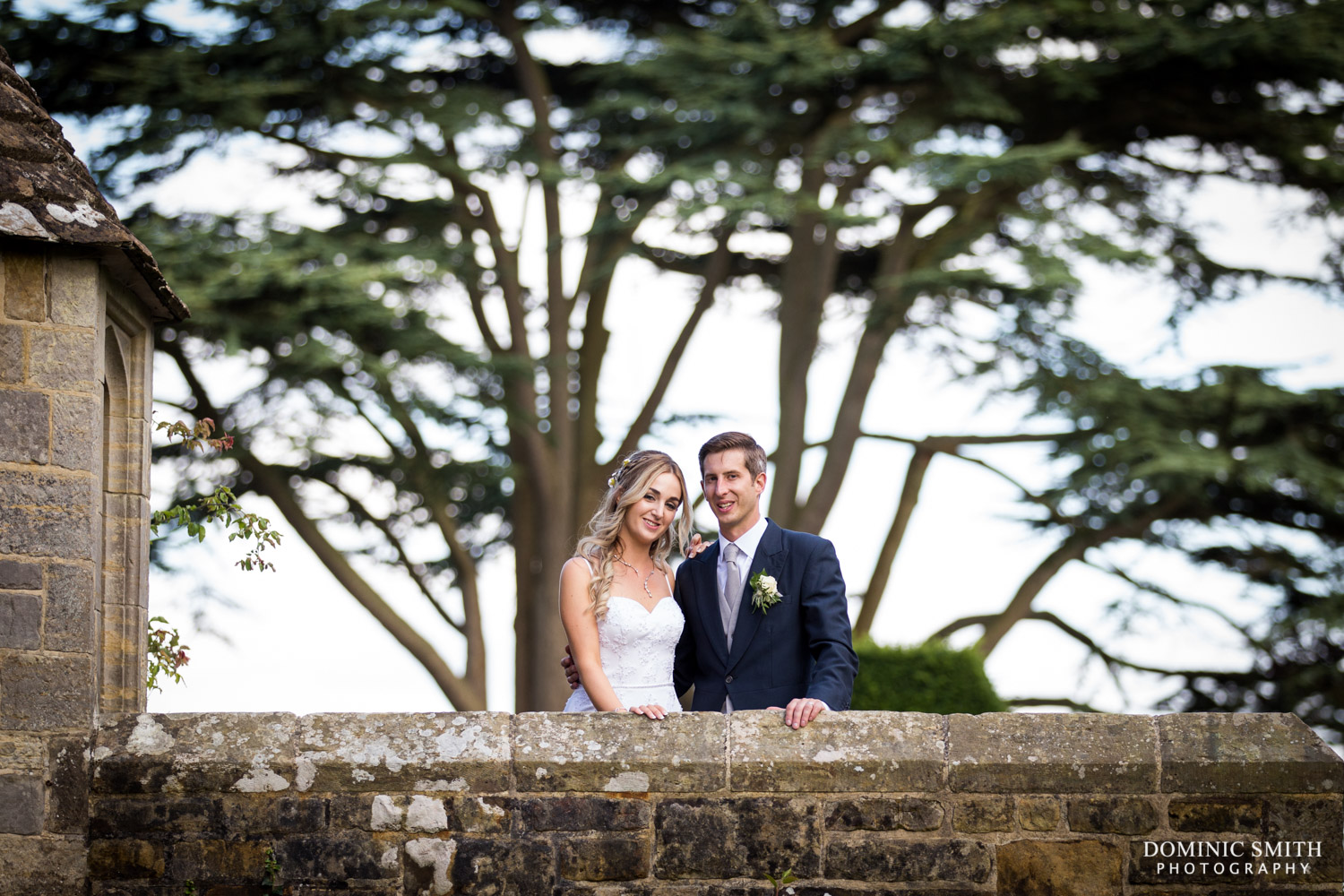 Wedding of Amber and Andy Nymans Gardens 7