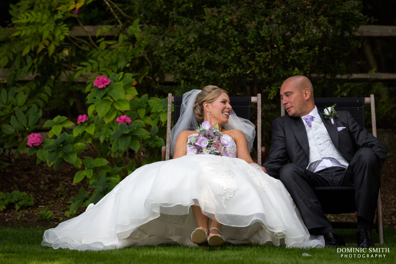 Wedding of Hayley and Jamie Wickwoods Country Club 1