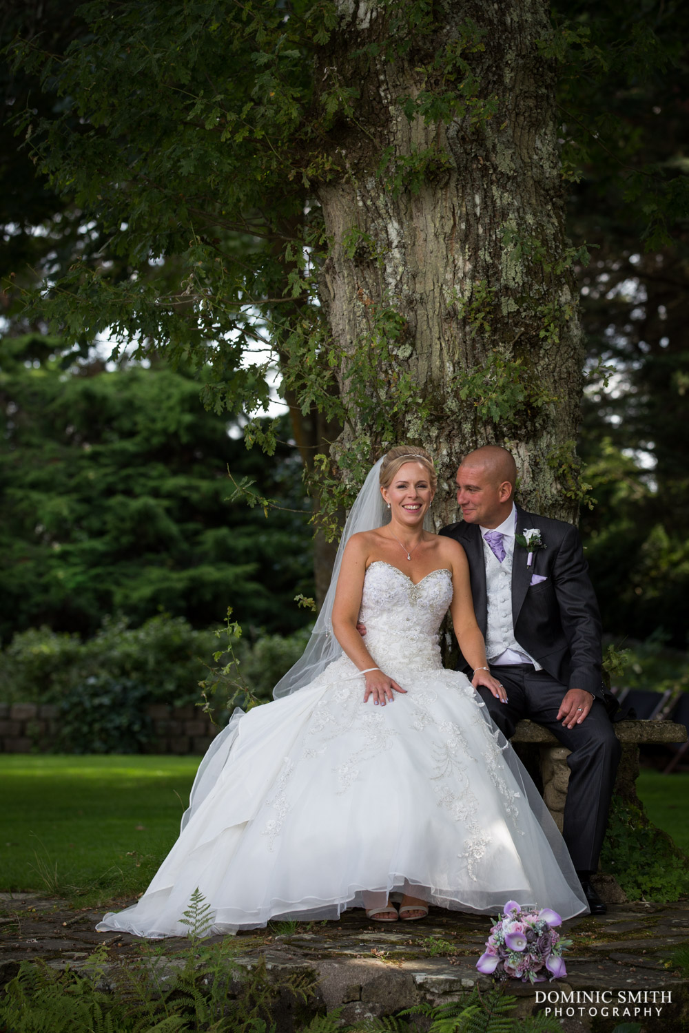 Wedding of Hayley and Jamie Wickwoods Country Club 2