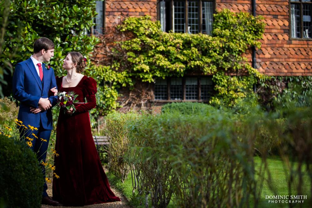 Wedding of Emily and Julian at Langshott Manor