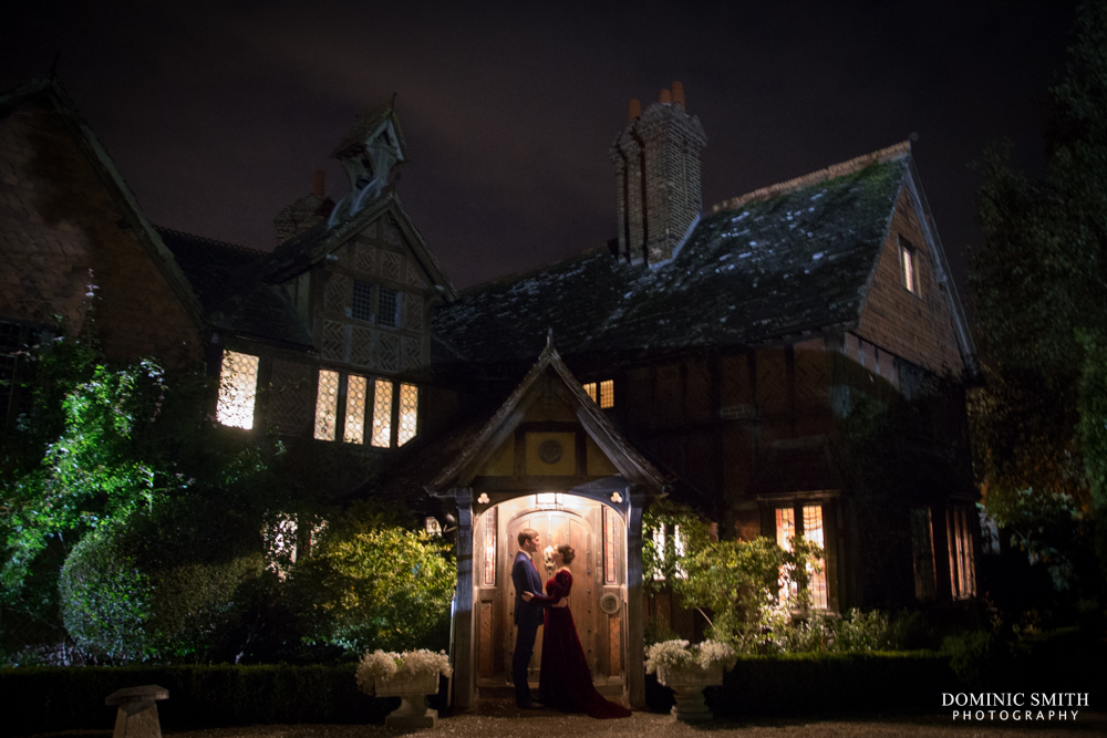 Wedding of Emily and Julian at Langshott Manor