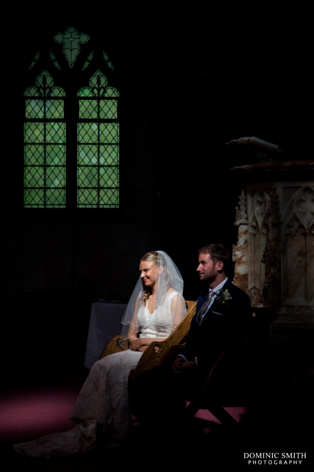 Wedding of Sophie and Simon at Emmanuel Church