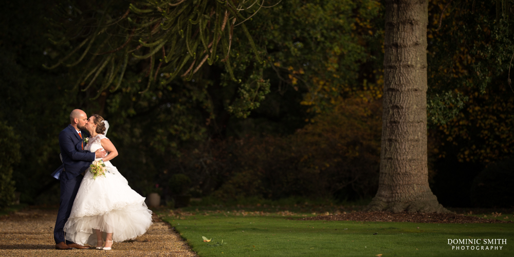 Wedding of Heidi and Lee at Alexander House Hotel