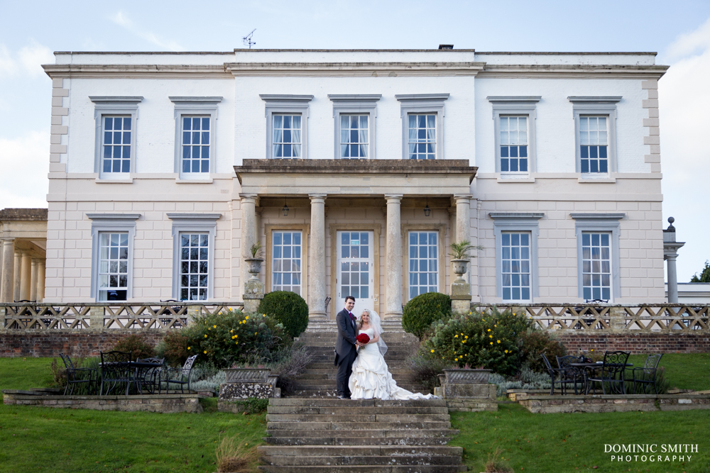 Couple Photo at Buxted Park Hotel