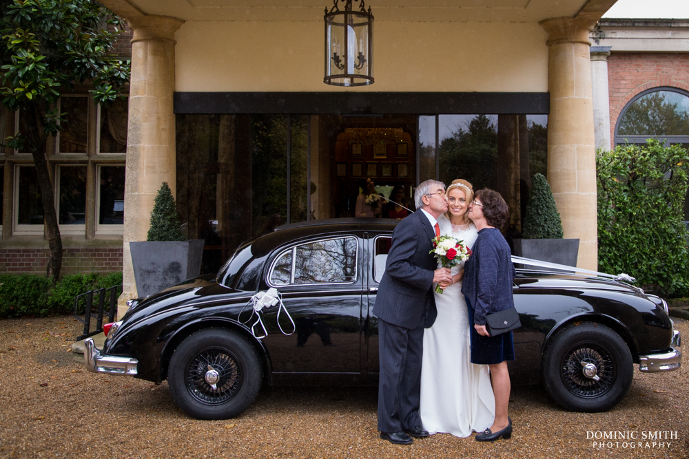 Wedding of Lenia and Tom at Alexander House 1