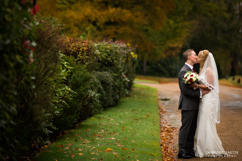 Wedding of Lenia and Tom at Alexander House 2