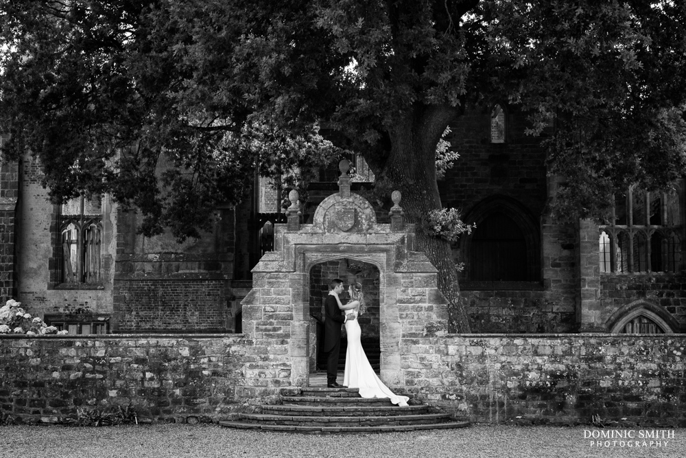 Coupe photo at the house in Nymans