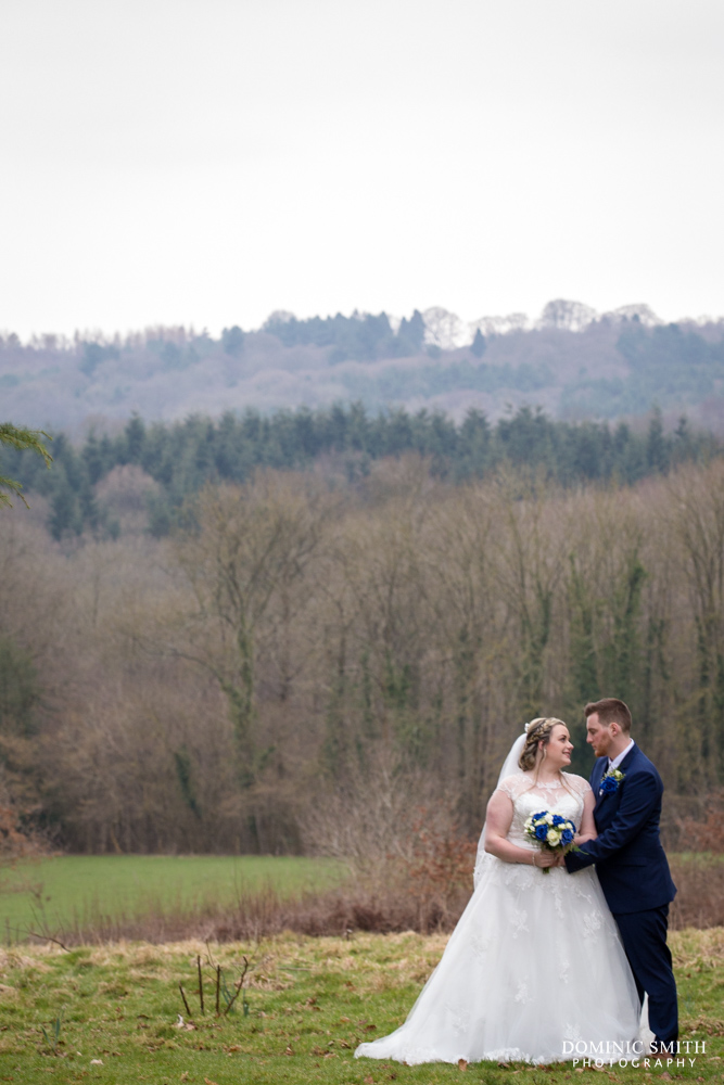 Couple photos at Highley Manor