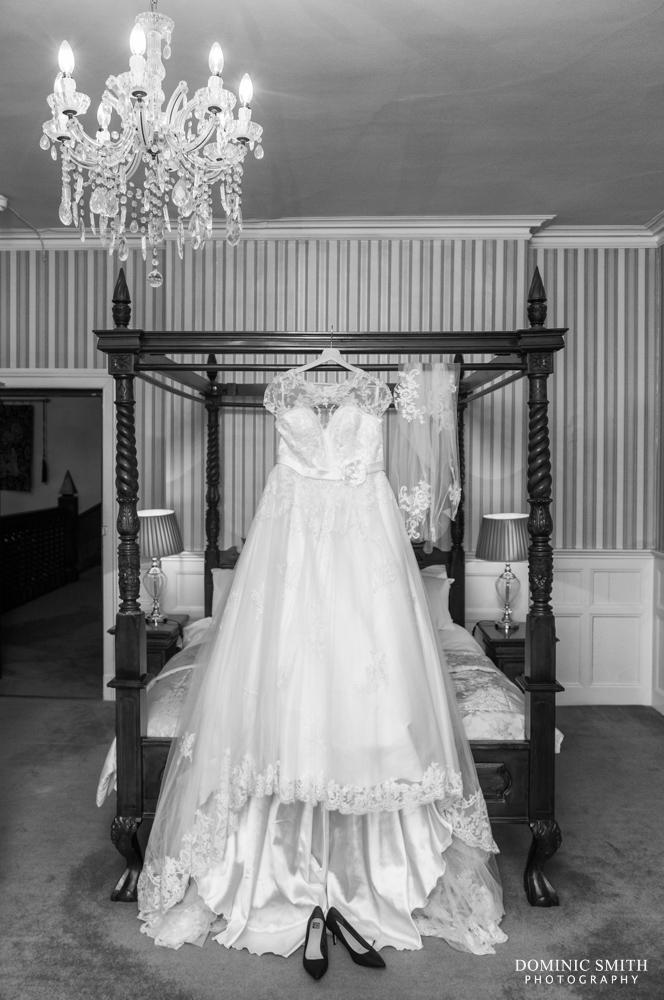Tegens Wedding Dress