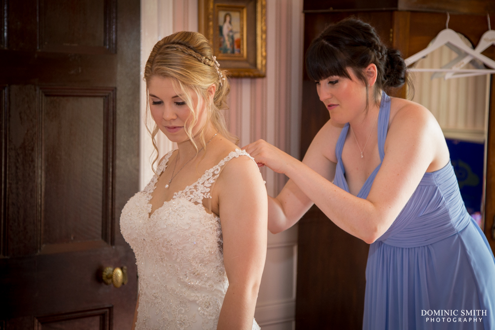 Bridal Prep at Highley Manor 2