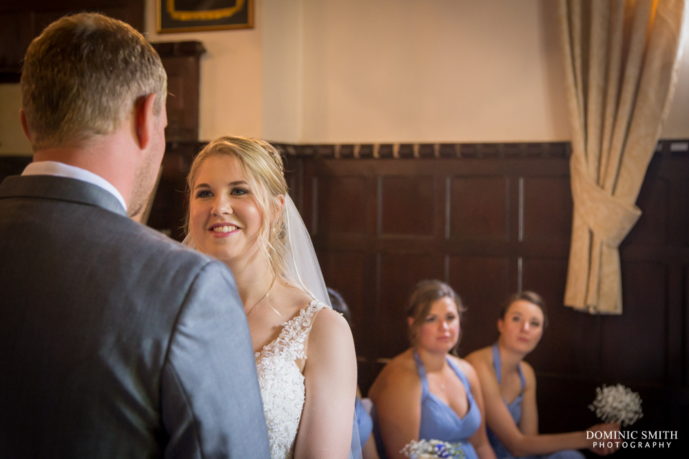 Ceremony at HIghley Manor 2