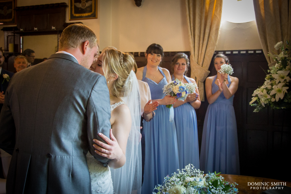 Ceremony at HIghley Manor