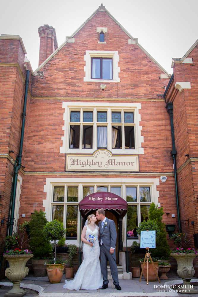 Couple photo at Highley Manor 7