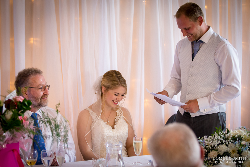 Speeches at Highley Manor