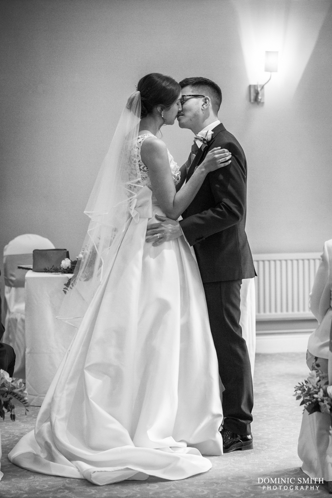 Wedding Ceremony at Goodwood Hotel
