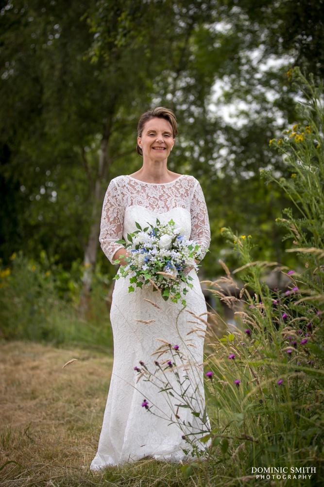 Bride photo taken at Sandman Signature Hotel Gatwick 1