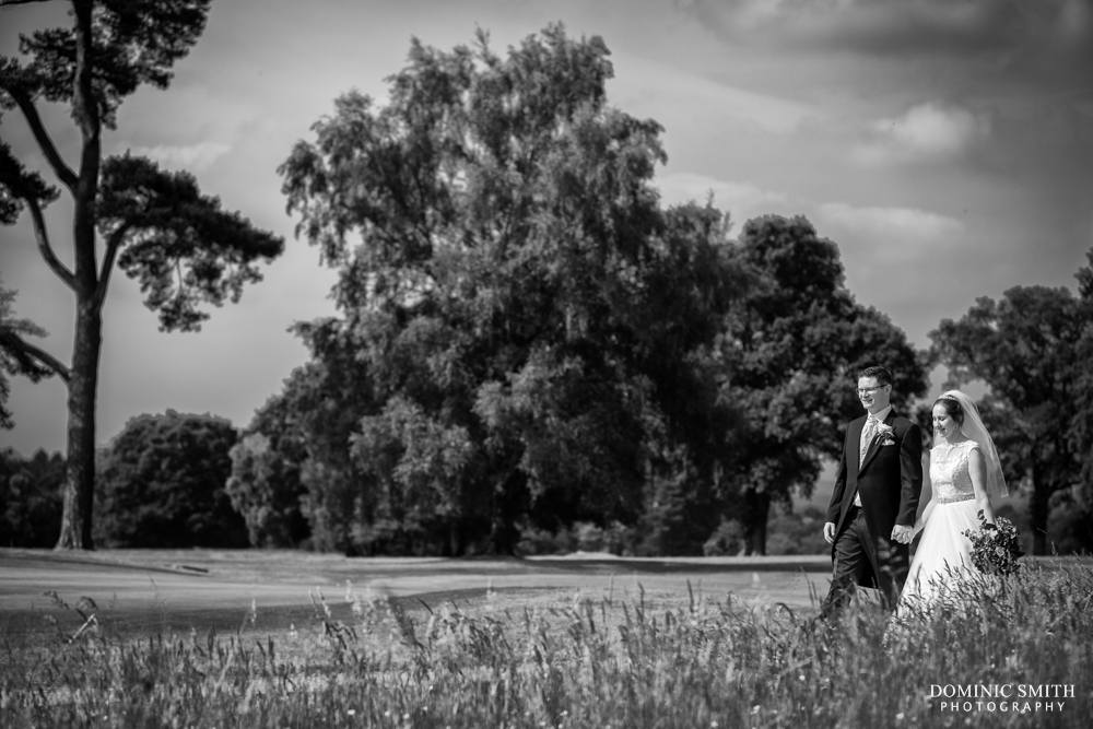 Couple photo at Cottesmore Hotel Golf and Country Club 3