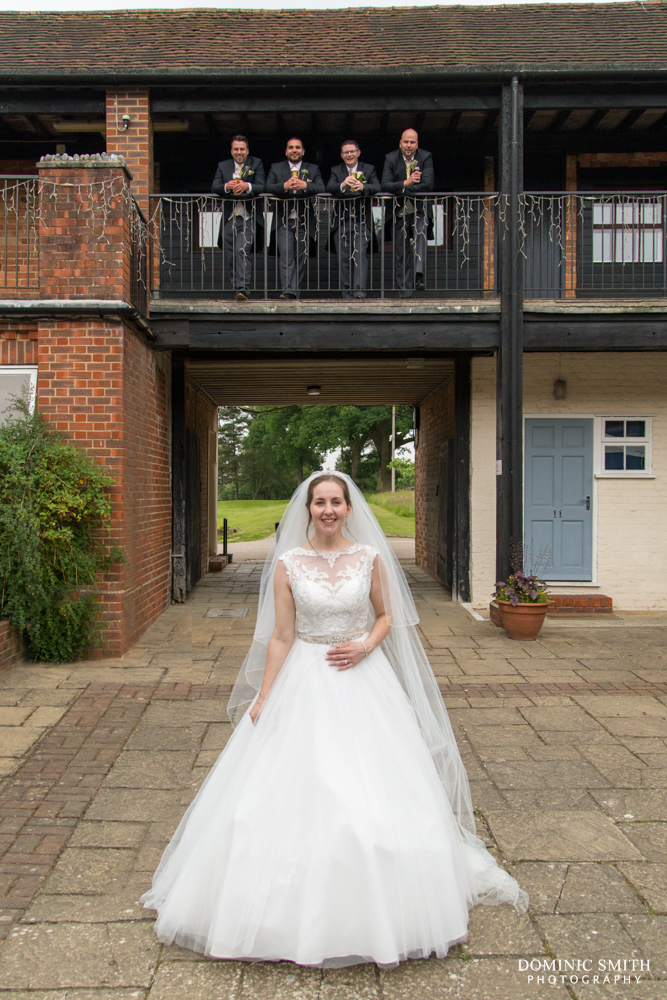 Couple photo at Cottesmore Hotel Golf and Country Club 4