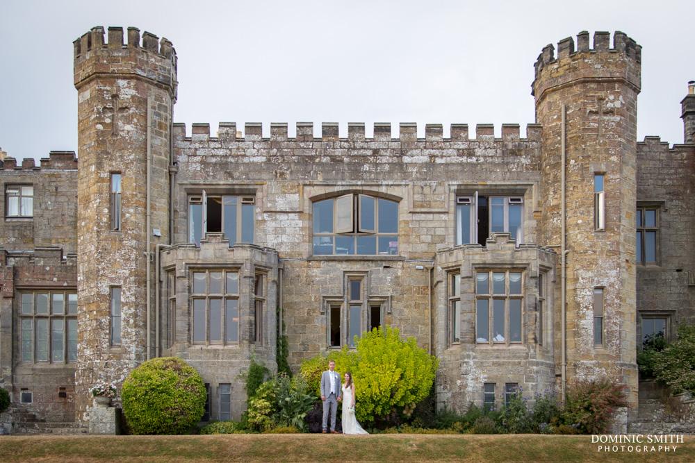 Couple photo at Wadhurst Castle 1