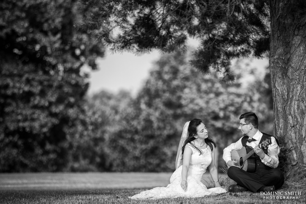 Couple photo taken at Coulsdon Manor 2