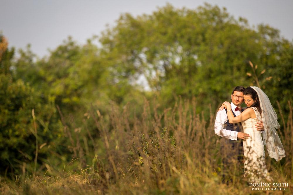 Couple photo taken at Coulsdon Manor