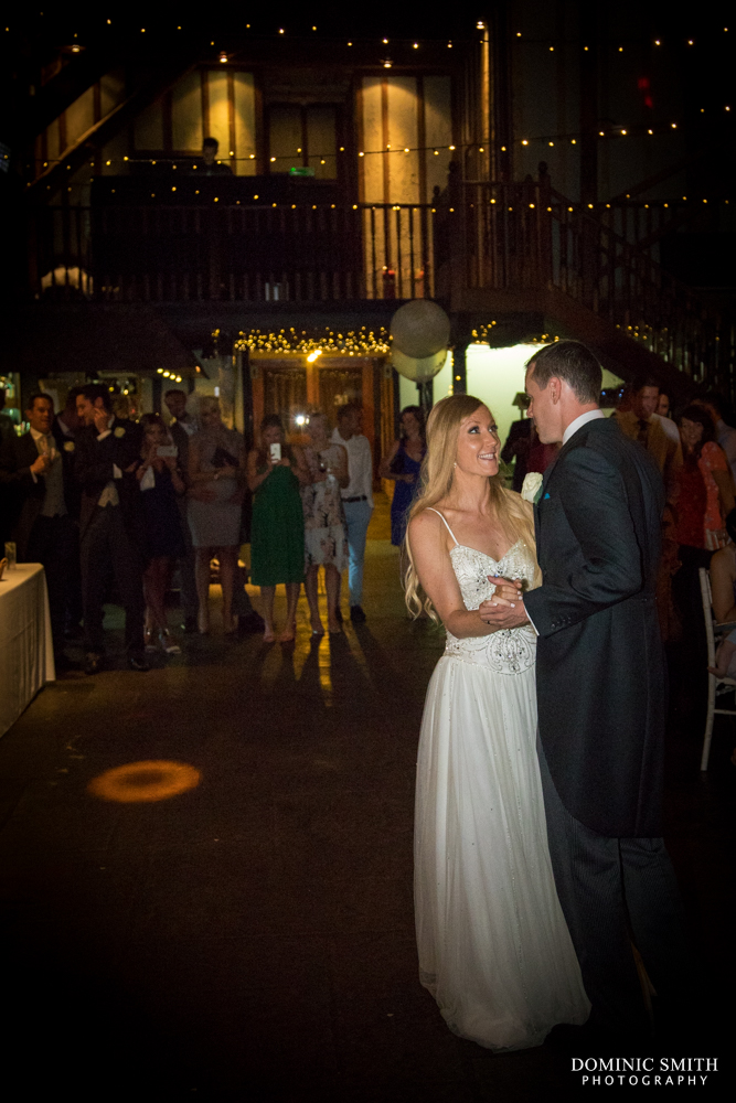 First Dance at Cooling Castle Barn 2