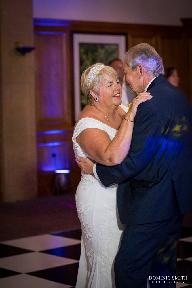 First dance at South Lodge Hotel