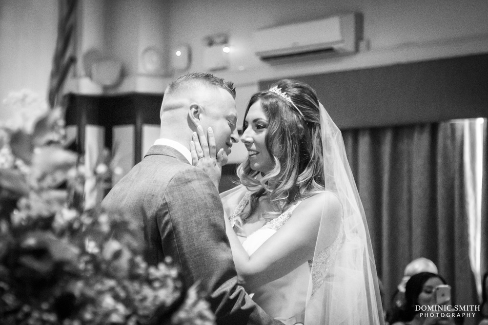 Wedding Ceremony at Crowne Plaza Felbridge 2