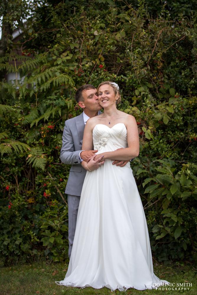Couple photo at Scaynes Hill Millennium Centre 2