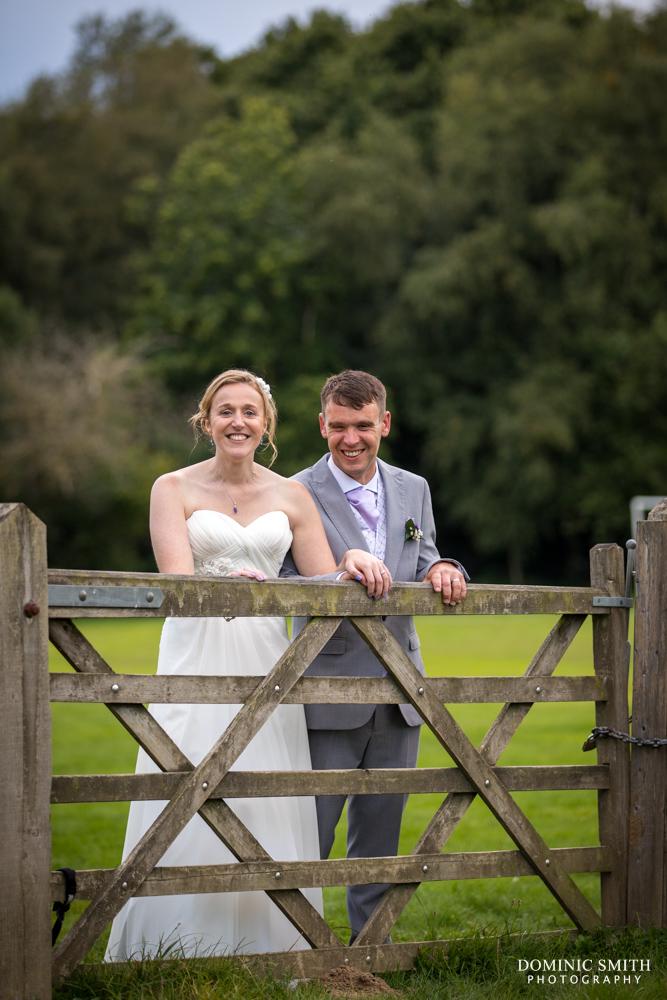 Couple photo at Scaynes Hill Millennium Centre