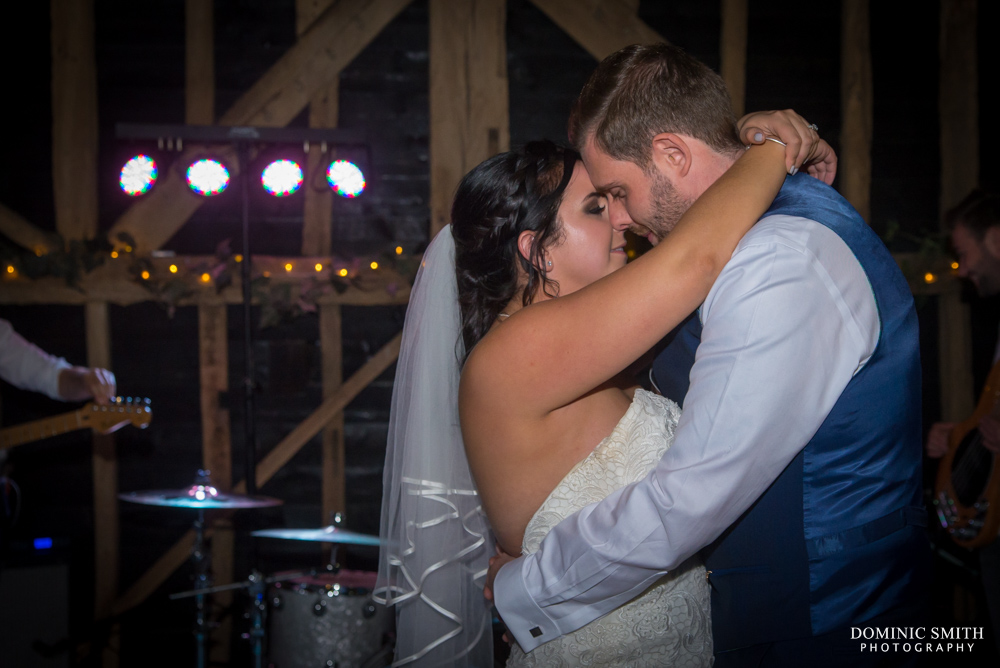 First Dance at Hookhouse Farm 2