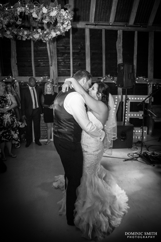 First Dance at Hookhouse Farm