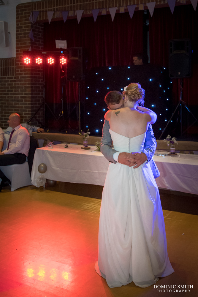 First Dance at Scaynes Hill Millennium Centre 2