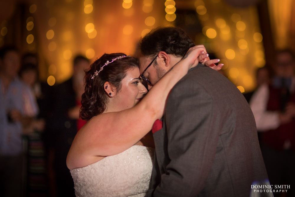 First dance at the Ravenswood Hotel 1
