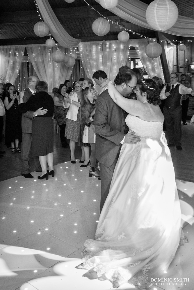 First dance at the Ravenswood Hotel 2