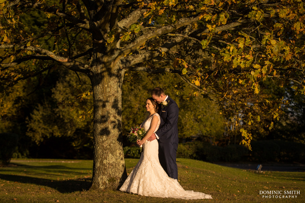 Couple photo at Hickstead Hotel 5