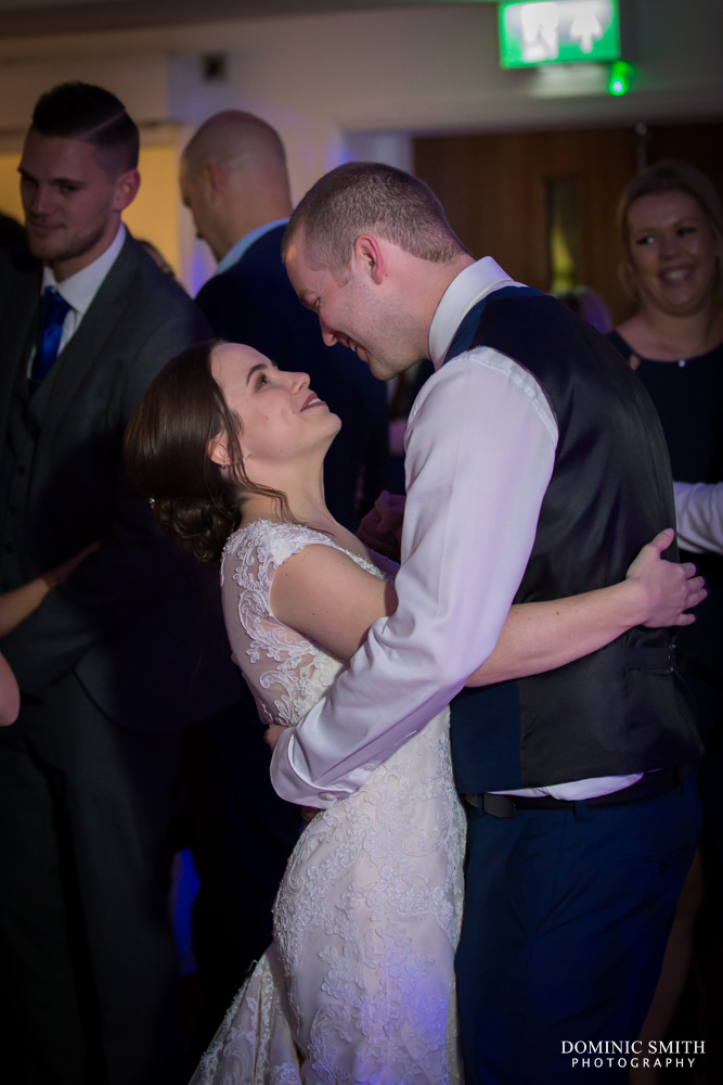 First Dance at Hickstead Hotel 3