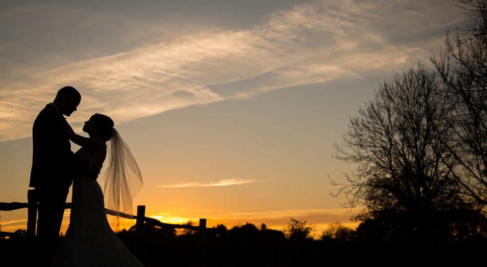 Sunset Silhouette at Hickstead Hotel