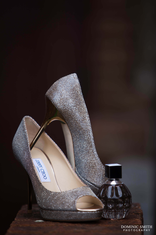 Brides Jimmy Choo Shoes