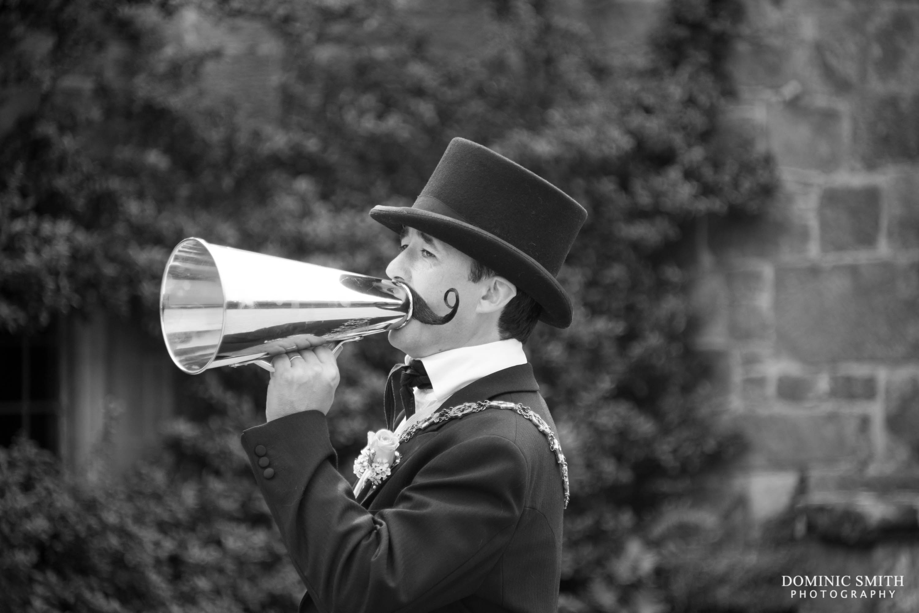 Old Fashioned Master Of Ceremony