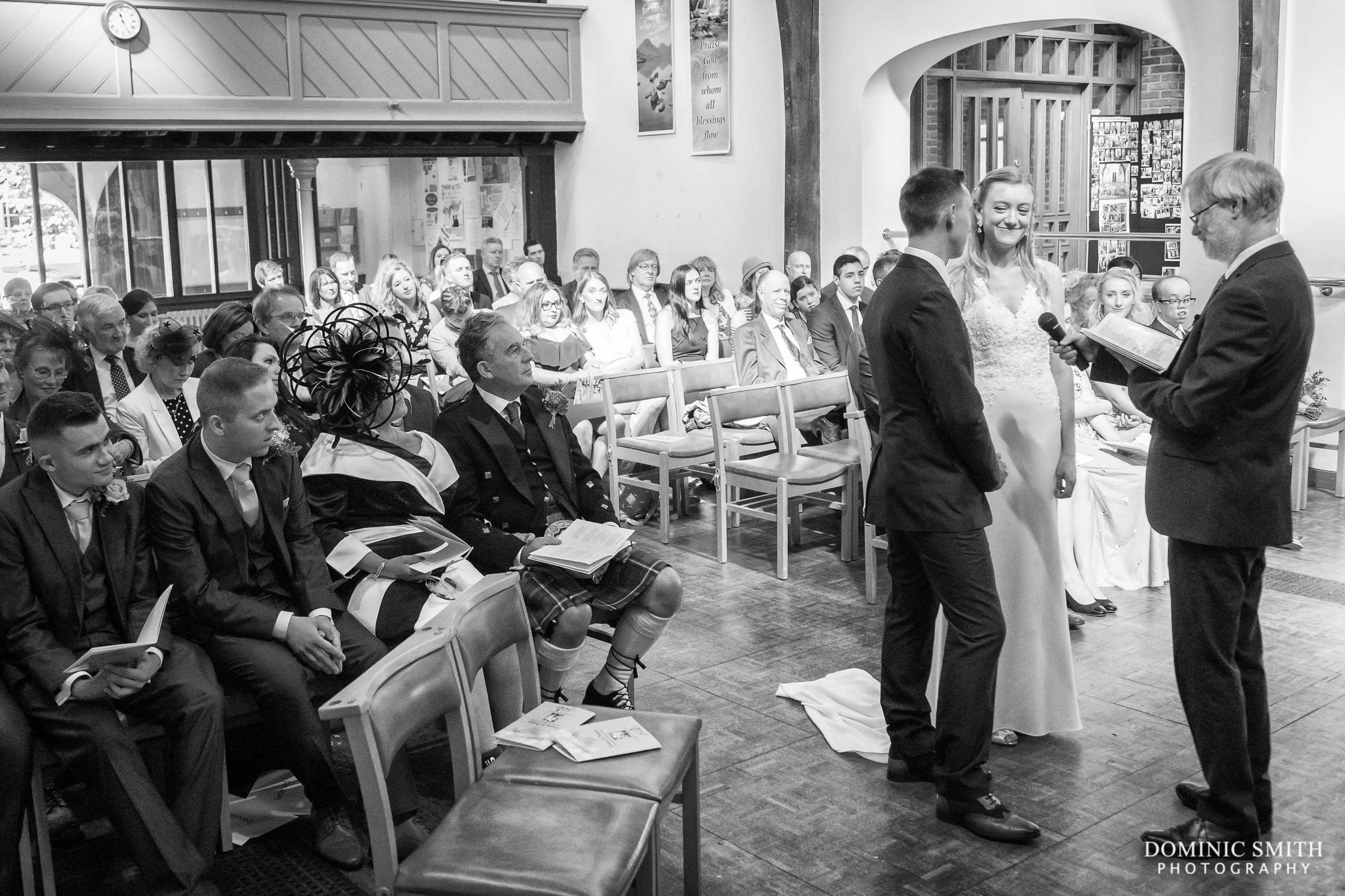 Wedding Ceremony in Lindfield