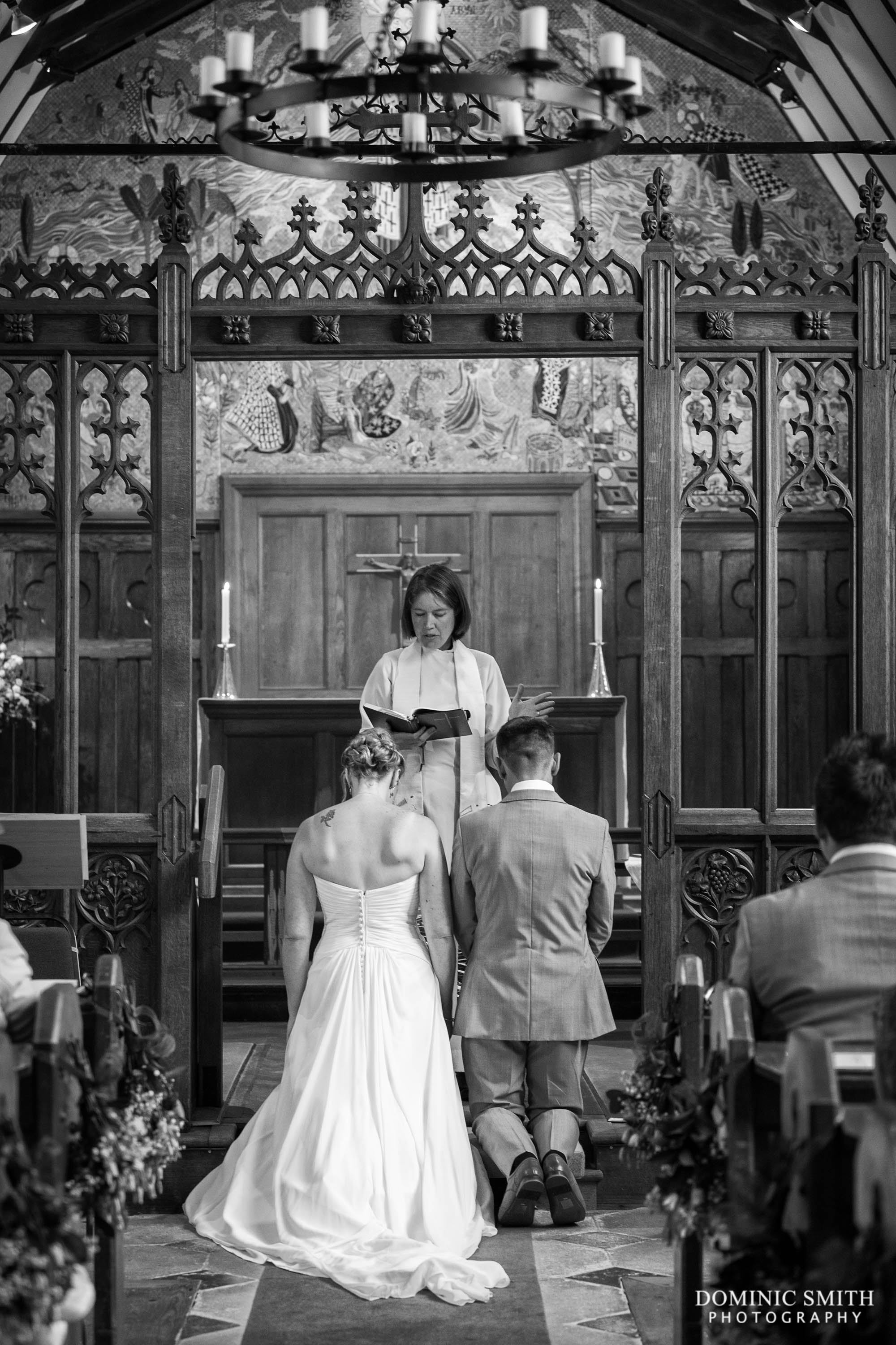 Wedding Ceremony in Scaynes Hill