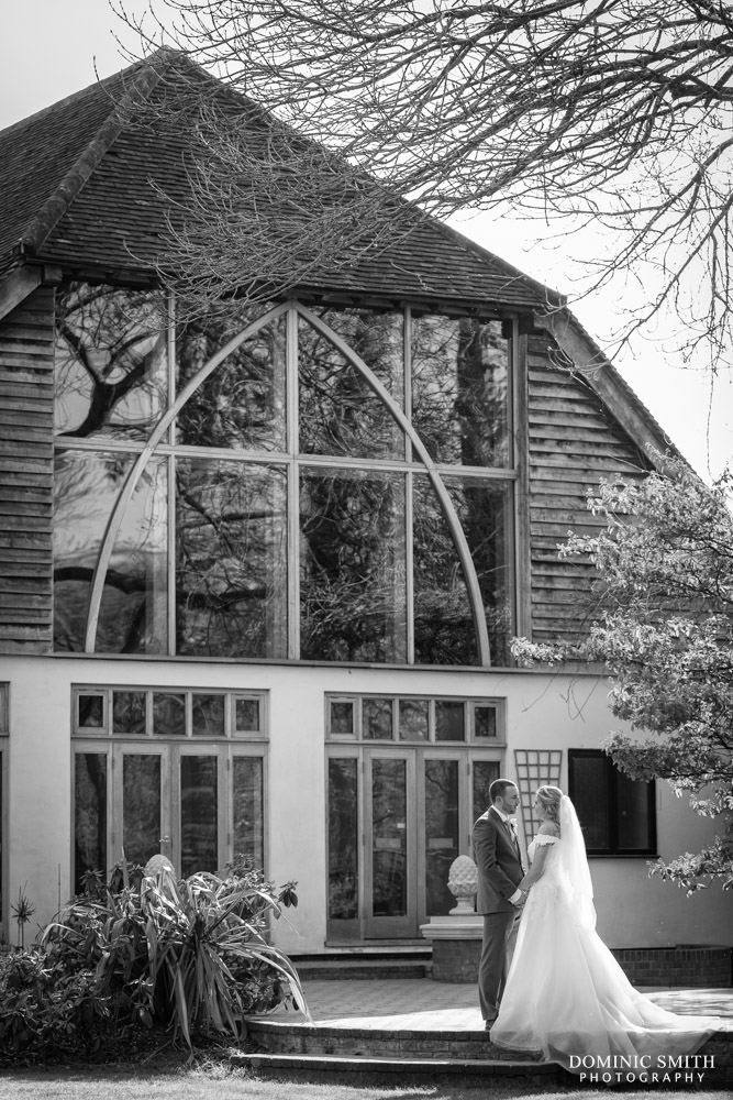 Couple Photo at Rivervale Barn 1