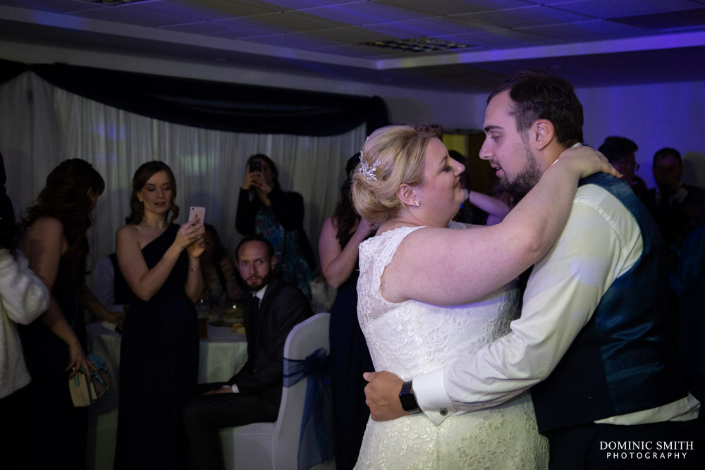 First Dance at Hickstead Hotel 1