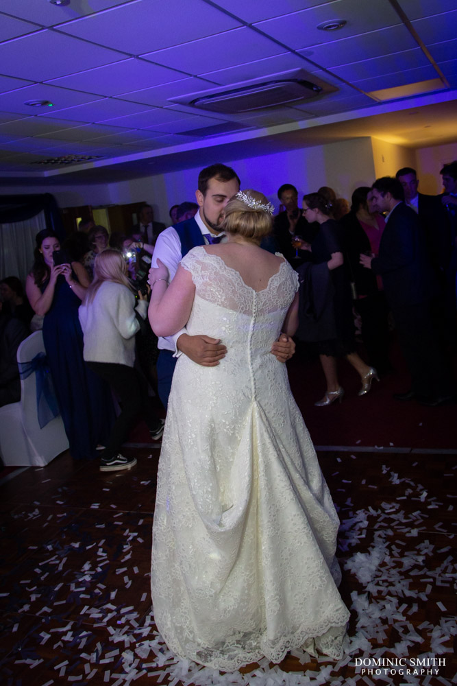 First Dance at Hickstead Hotel 2